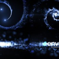 VIDEOHIVE LOGO REVEAL PARTICLE 17431421