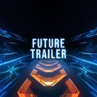VIDEOHIVE FUTURE TRAILER TITLES