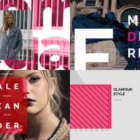 VIDEOHIVE DYNAMIC FASHION