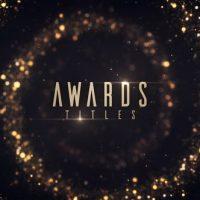 VIDEOHIVE AWARDS TITLES 22634467