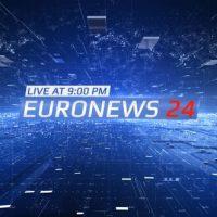 VIDEOHIVE EURONEWS OPENER