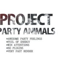 VIDEOHIVE PROJECT PARTY ANIMALS 2