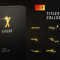 VIDEOHIVE X TITLES