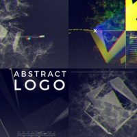 VIDEOHIVE LOGO ABSTRACT