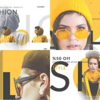 VIDEOHIVE FASHION MARKET V2