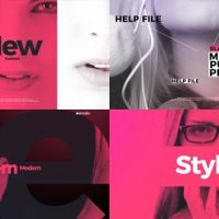 VIDEOHIVE FASHION MODERN