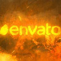 VIDEOHIVE DRAGON FIRE LOGO 9429637