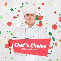 VIDEOHIVE CHEFS CHOICE – RESTAURANT PROMO