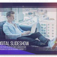 VIDEOHIVE DIGITAL CORPORATE SLIDESHOW 23815232