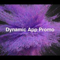 VIDEOHIVE DYNAMIC APP PROMO 3