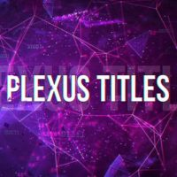 VIDEOHIVE HI-TECH DYNAMIC TITLES