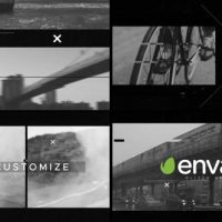 VIDEOHIVE SERIF TITLES – MOGRT FILES – PREMIERE PRO