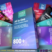 VIDEOHIVE 700 VIDEO CREATION SUITE V2 – TRANSITION
