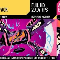 VIDEOHIVE TOONSHOW (BROADCAST PACK)
