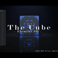 VIDEOHIVE THE CUBE