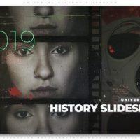 VIDEOHIVE UNIVERSAL HISTORY SLIDESHOW