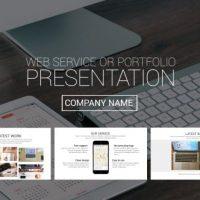 VIDEOHIVE WEB SERVICE OR PORTFOLIO PRESENTATION