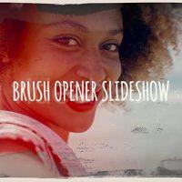 VIDEOHIVE BRUSH OPENER SLIDESHOW