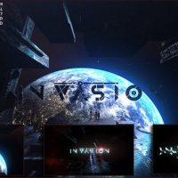 VIDEOHIVE EPIC SPACE LOGO