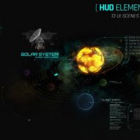 VIDEOHIVE HUD ELEMENTS PACK
