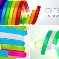 VIDEOHIVE COLORFUL RIBBON REVEAL