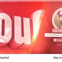 VIDEOHIVE YOUTUBE PROMO 21468370