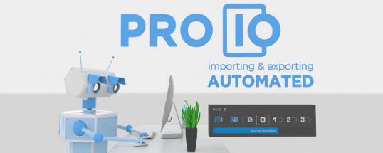 PRO IO (AESCRIPT) - Free After Effects Template - Videohive