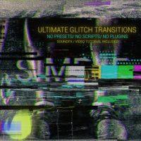 VIDEOHIVE GLITCH TRANSITIONS 21599820