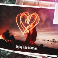 VIDEOHIVE MEMORIES COLLAGE