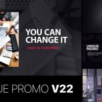 VIDEOHIVE UNIQUE PROMO V22 | CORPORATE PRESENTATION