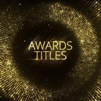 VIDEOHIVE AWARDS TITLES 24005510