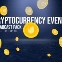 VIDEOHIVE CRYPTOCURRENCY EVENT BROADCAST PACK
