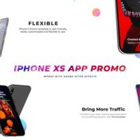VIDEOHIVE PHONE XS APP PROMO