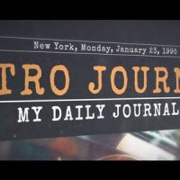 History in Journal 19561125 Videohive