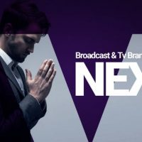 VIDEOHIVE NEX4 | BROADCAST & TV IDENTITY PACKAGE