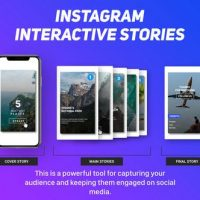 VIDEOHIVE INSTAGRAM STORIES 23372437