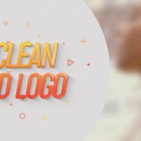VIDEOHIVE CLEAN 3D LOGO 24768053