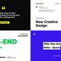 VIDEOHIVE MOOD TYPOGRAPHY AND TITLES
