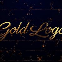 VIDEOHIVE GOLD LOGO REVEAL (PARTICLES OPENER)