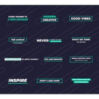 VIDEOHIVE COOL TITLES