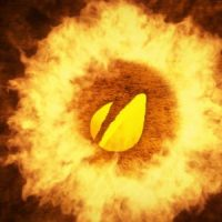 VIDEOHIVE RING OF FIRE LOGO REVEAL