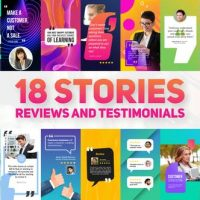 VIDEOHIVE REVIEWS AND TESTIMONIALS INSTA PACK