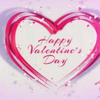 VIDEOHIVE VALENTINE'S DAY GREETING