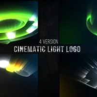 VIDEOHIVE CINEMATIC LIGHT LOGO 19268524