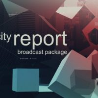 CITY REPORT BROADCAST PACKAGE – VIDEOHIVE