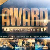 VIDEOHIVE GOLDEN AWARD