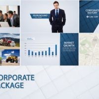 VIDEOHIVE CUBE – CORPORATE VIDEO PACKAGE
