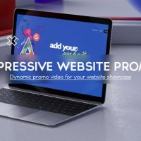 VIDEOHIVE IMPRESSIVE WEBSITE PROMO