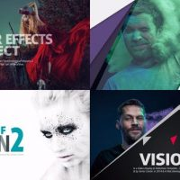 VIDEOHIVE VISION 2 | SLIDESHOW & MOTION TITLE