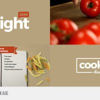 BROADCAST COOKING PACKAGE – VIDEOHIVE